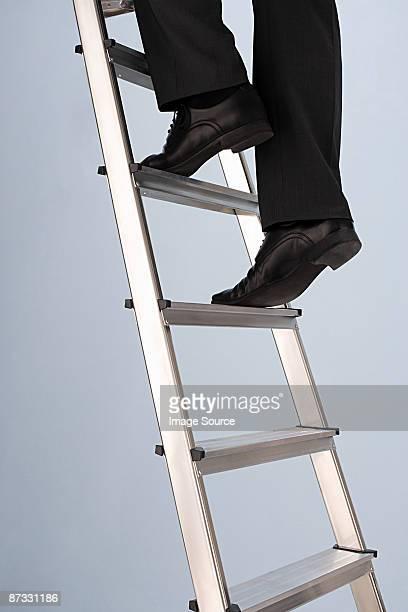 Climbing the career ladder