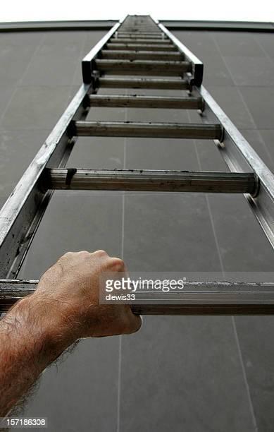 Klettern Die Leiter