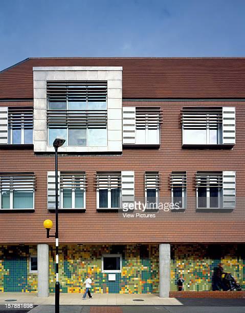 Clinic Sutton United Kingdom Architect Penoyre And Prasad Clinic Exterior Facade