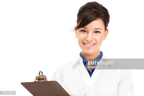 Clinician mit Zwischenablage