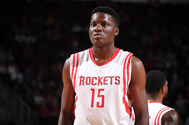 c42011800 ... Clint Capela 15 of the Houston Rockets during the game against the  Memphis Grizzlies on ...