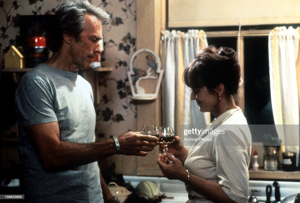 Clint Eastwood And Meryl Streep In \'The Bridges of Madison County ...