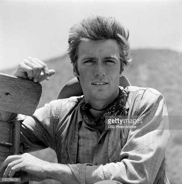 Clint Eastwood Rawhide Stock Photos and Pictures | Getty ...