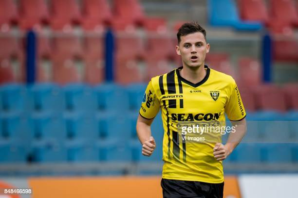 Clint Leemans of VVV during the Dutch Eredivisie match between Vitesse Arnhem and VVV Venlo at Gelredome on September 17 2017 in Arnhem The...