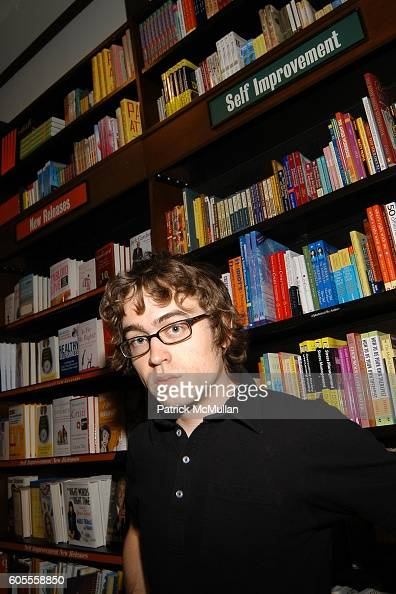 Clint Spaulding attends Patrick McMullan Book Signing at Barnes and Noble Astor Place on May 25 2006 in New York City