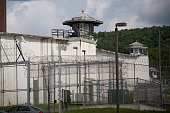 Clinton Correctional Facility is seen on June 18 2015 in Dannemora New York After conducting a manhunt across approximately 10000 acres for two...