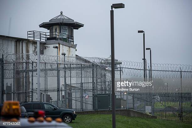 Clinton Correctional Facility is seen where two convicted murderers escaped from the prison on June 15 2015 in Dannemora New York The convicts...