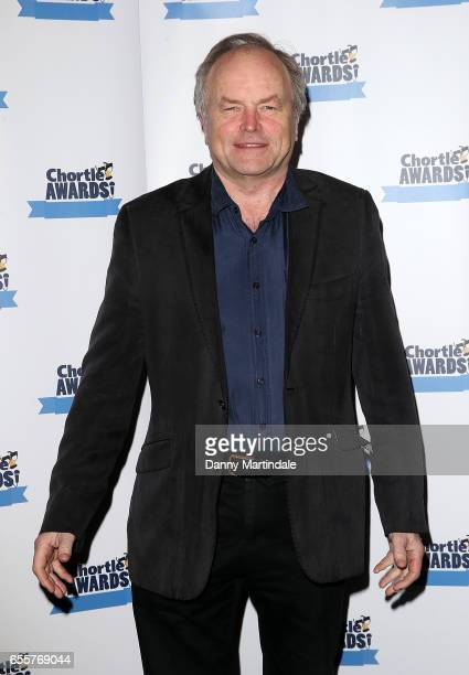 Clive Anderson attends the Chortle Comedy Awards 2017 on March 20 2017 in London United Kingdom