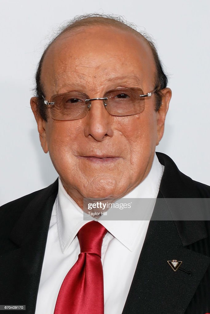 Clive Davis attends the 'Clive Davis: The Soundtrack of Our Lives' 2017 Opening Gala of the Tribeca Film Festival at Radio City Music Hall on April 19, 2017 in New York City.