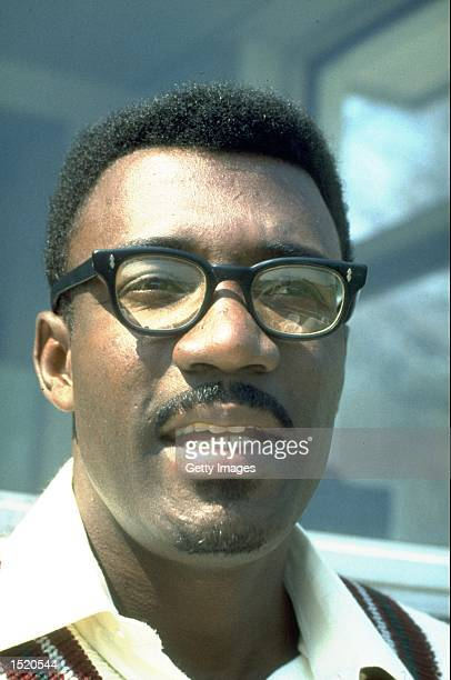 Portrait of Clive Lloyd of the West Indies Mandatory Credit Allsport UK /Allsport
