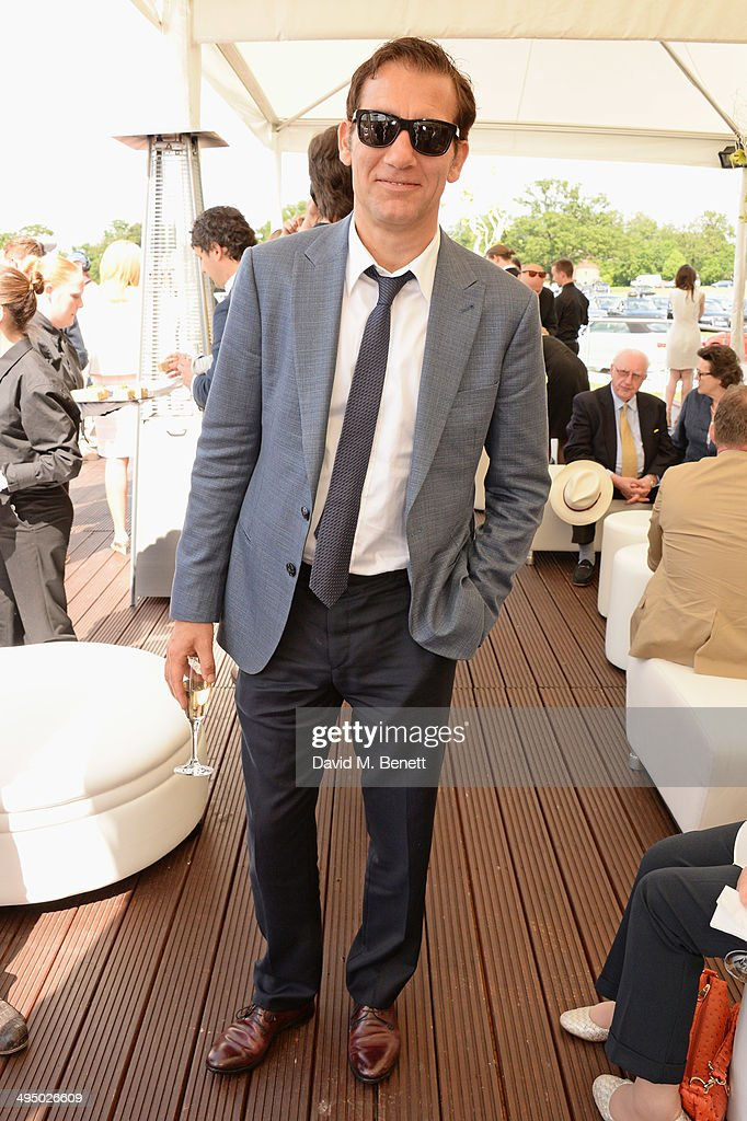 Clive Owen attends day two of the Audi Polo Challenge at Coworth Park Polo Club on June 1 2014 in Ascot England