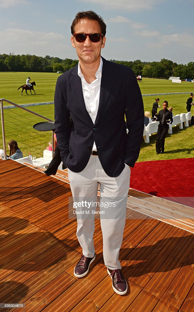 <a gi-track='captionPersonalityLinkClicked' href=/galleries/search?phrase=Clive+Owen&family=editorial&specificpeople=201515 ng-click='$event.stopPropagation()'>Clive Owen</a> attends day two of the Audi Polo Challenge at Coworth Park on May 29, 2016 in London, England.