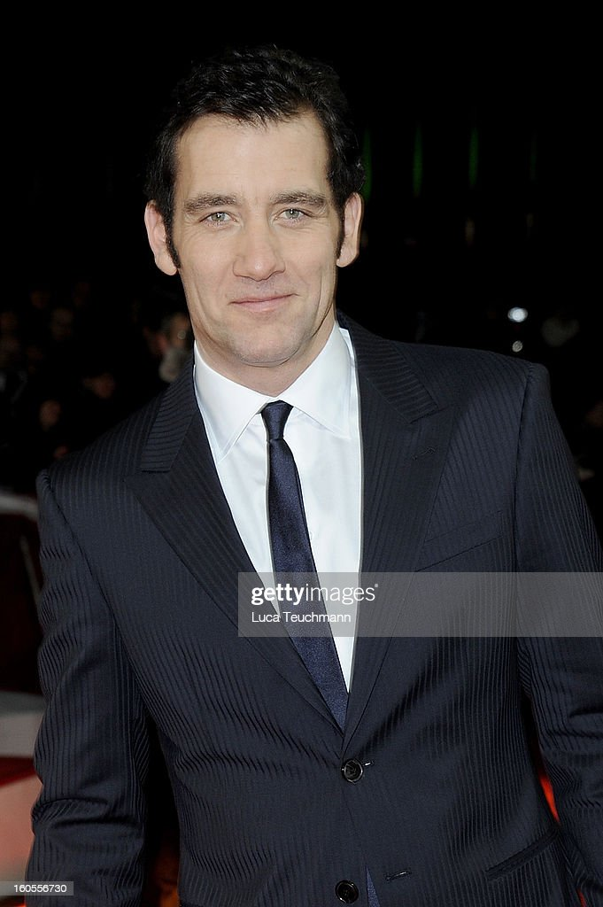 Clive Owen attends the 48th Golden Camera Awards at the Axel Springer Haus on February 2 2013 in Berlin Germany