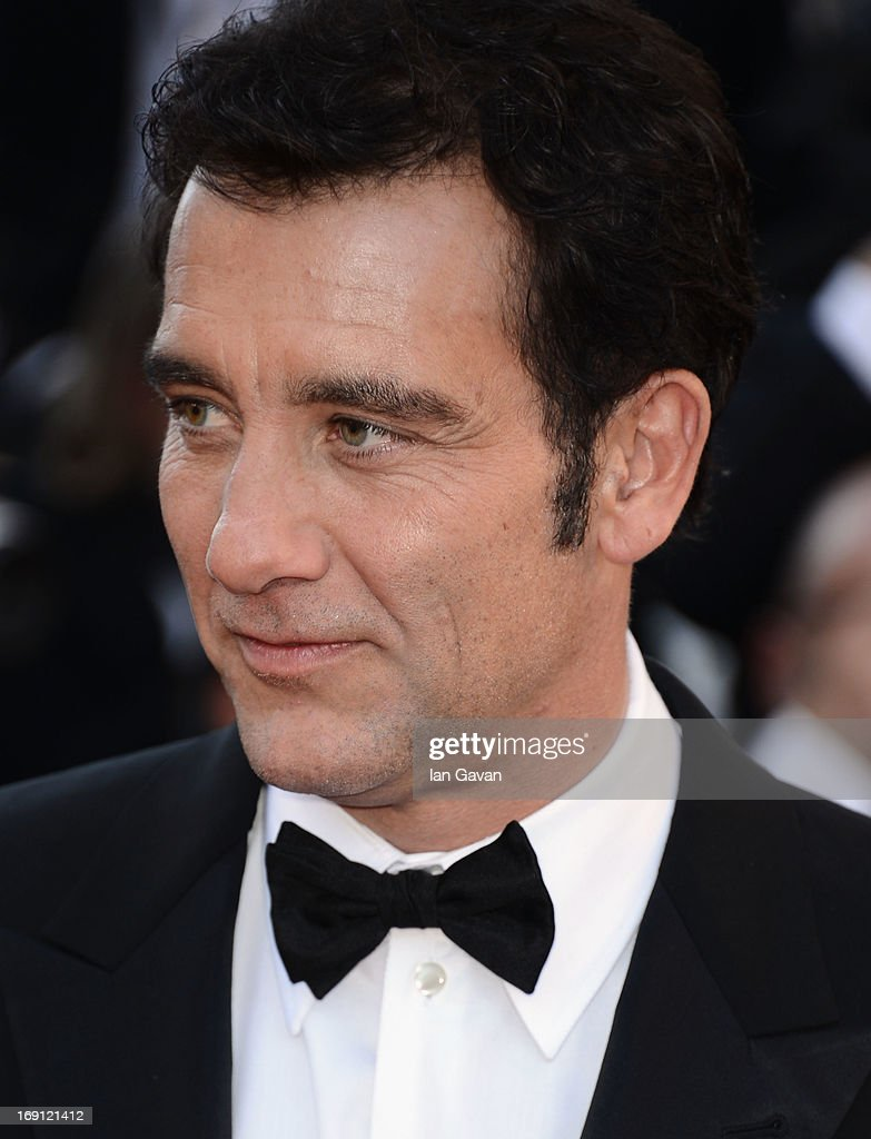 Clive Owen attends the 'Blood Ties' Premiere during the 66th Annual Cannes Film Festival at Grand Theatre Lumiere on May 20 2013 in Cannes France