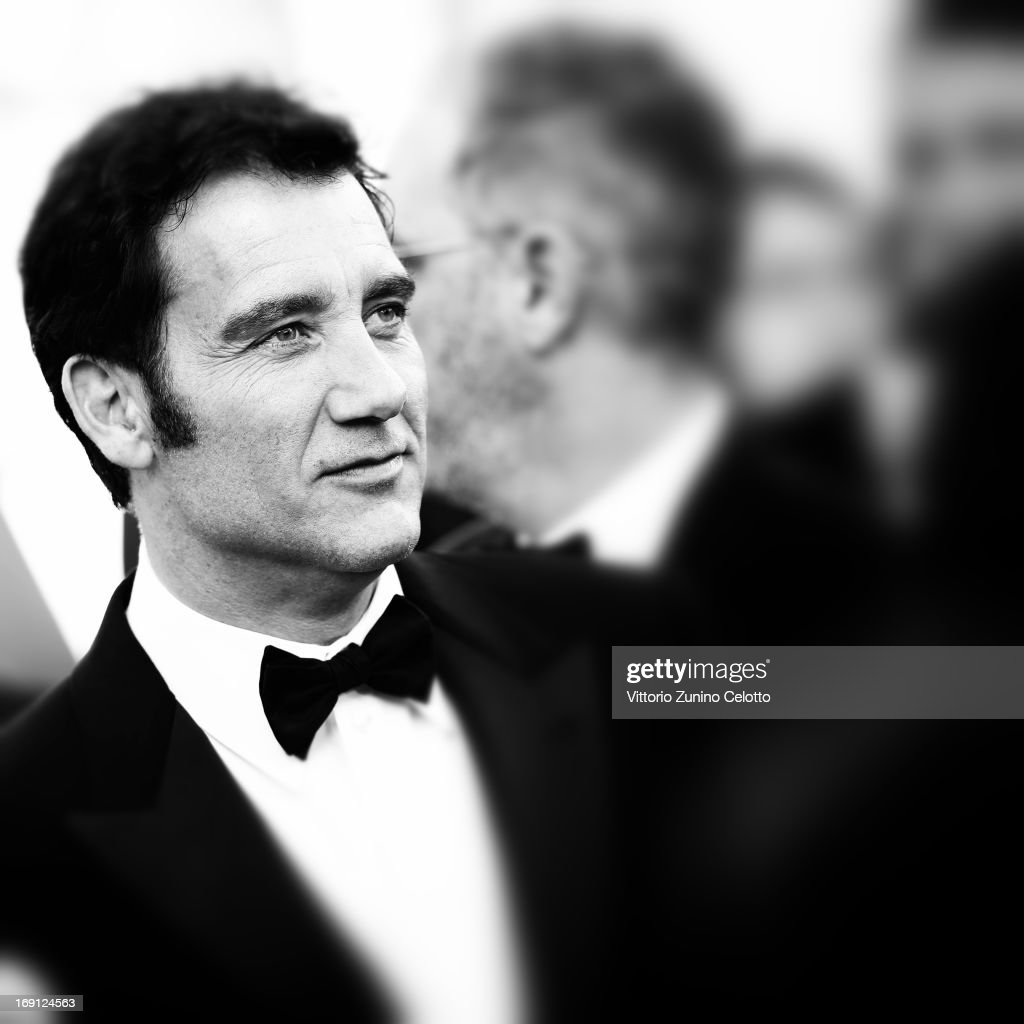 Clive Owen attends the 'Blood Ties' Premiere during the 66th Annual Cannes Film Festival at Grand Theatre Lumiere on May 20, 2013 in Cannes, France.