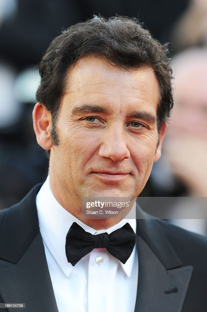 Clive Owen attends the 'Blood Ties' Premiere during the 66th Annual Cannes Film Festival at the Palais des Festivals on May 20 2013 in Cannes France