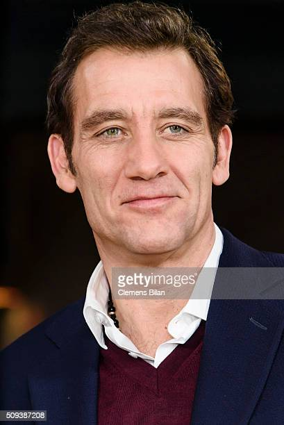 Clive Owen attends the International Jury photo call during the 66th Berlinale International Film Festival Berlin at Hotel Mandala on February 10...