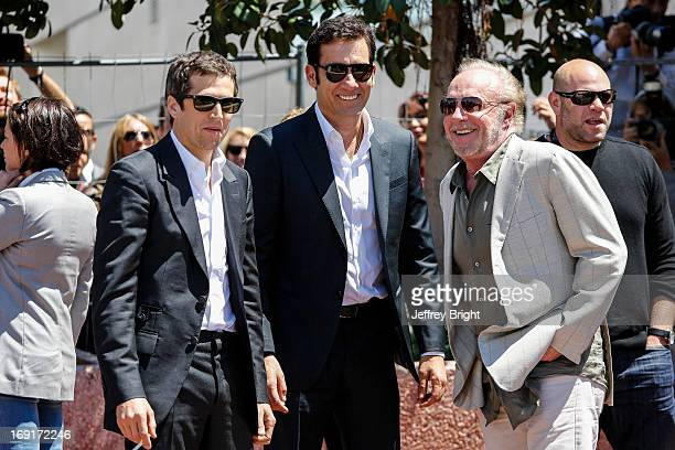 Clive owen James Caan Guillaume Canet Marion Cotillard and Zoe saldana The 66th Annual Cannes Film Festival on May 20 2013 in Cannes France