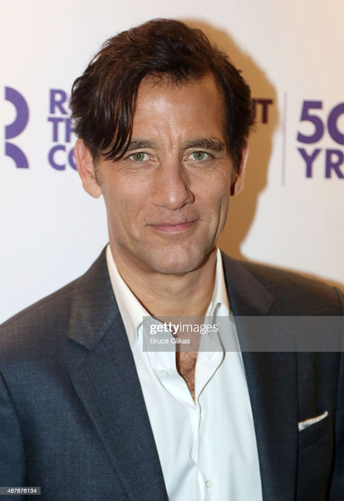 <a gi-track='captionPersonalityLinkClicked' href=/galleries/search?phrase=Clive+Owen&family=editorial&specificpeople=201515 ng-click='$event.stopPropagation()'>Clive Owen</a> poses at the Roundabout Theater Company's 50th Anniversary Season Party at The American Airlines Theater Penthouse on September 10, 2015 in New York City.