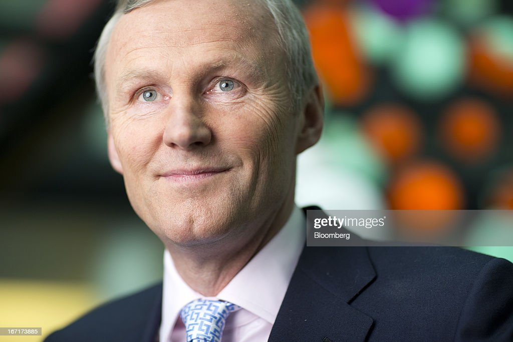 Clive Schlee, chief executive officer of Pret A Manger, poses for a photograph following a Bloomberg Television interview in London, U.K., on Monday, April 22, 2013. Pret A Manger, owned by London-based buyout firm Bridgepoint Capital Ltd., has retail food outlets in the UK, US, France and Hong Kong. Photographer: Jason Alden/Bloomberg via Getty Images