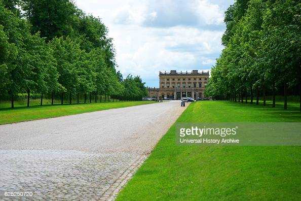 Cliveden an Italianate mansion and estate at Taplow Buckinghamshire England As home of Nancy Astor the house was the meeting place of the Cliveden...