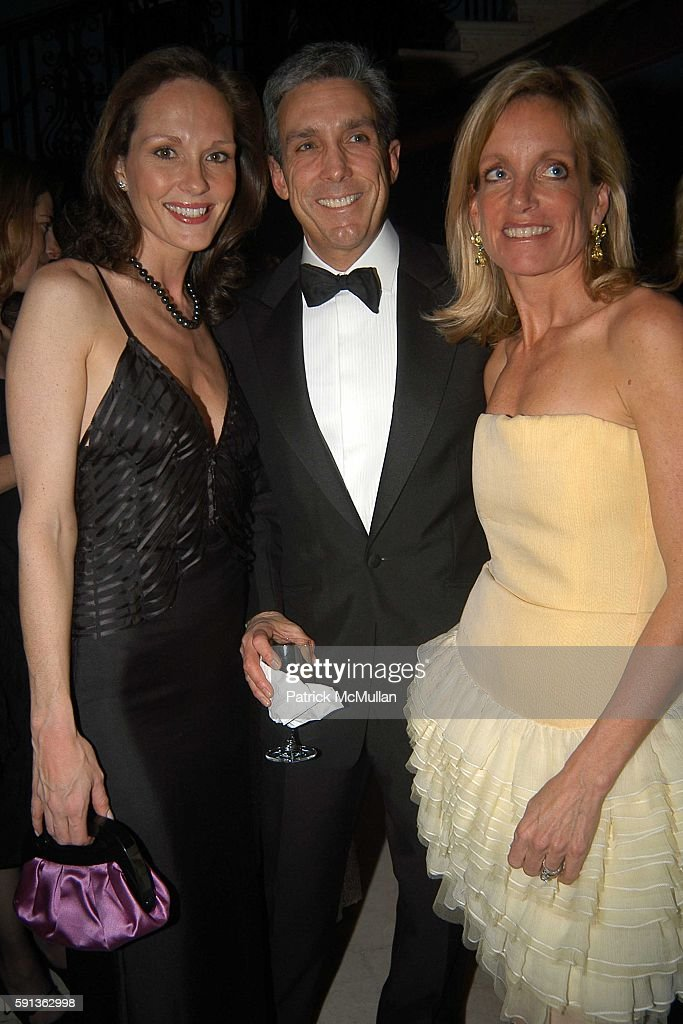 Clo Cohen Charles Cohen and Rachel Hovnanian attend The Director's Council of the Museum of the City of New York Winter Ball Sponsored by Yves Saint...