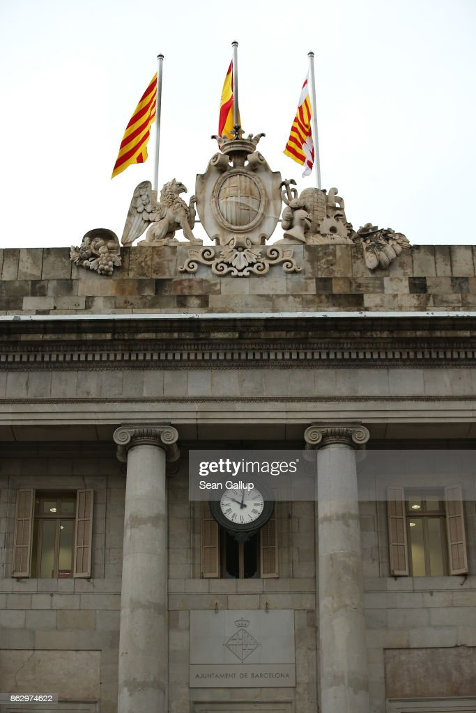 Deadline For Spanish Ultimatum On Catalan Independence