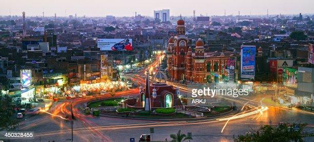 Clock Tower Chowk, Multan