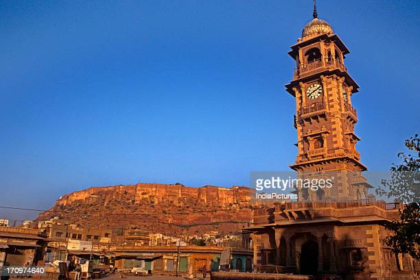 Clock tower Jodhpur Rajasthan India
