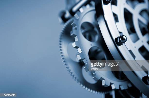 Clockwork Gears and Cogs