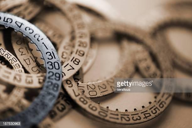 Clockwork pieces