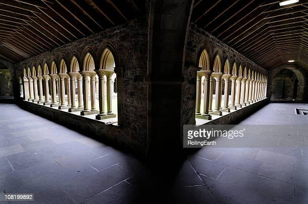 Cloître d'Iona Abbey