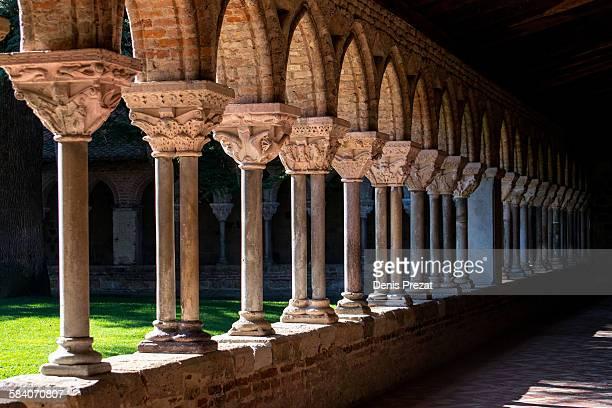 Cloister of Moissac Abbaye