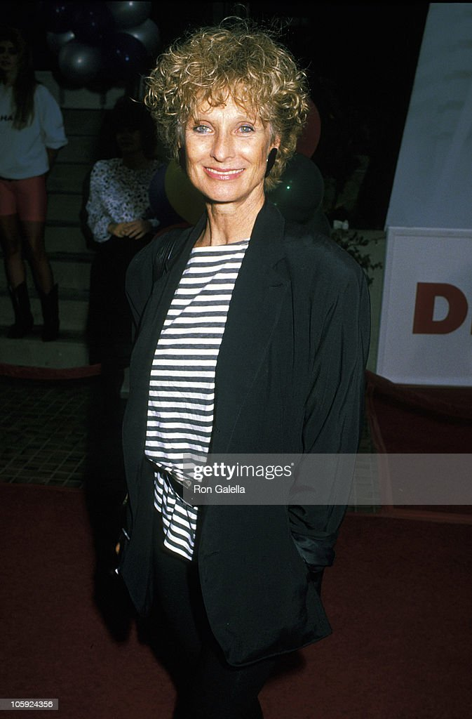 <a gi-track='captionPersonalityLinkClicked' href=/galleries/search?phrase=Cloris+Leachman&family=editorial&specificpeople=204686 ng-click='$event.stopPropagation()'>Cloris Leachman</a> during 'Die Hard' Los Angeles Premiere - July 12, 1988 at Avco Cinema in Los Angeles, California, United States.