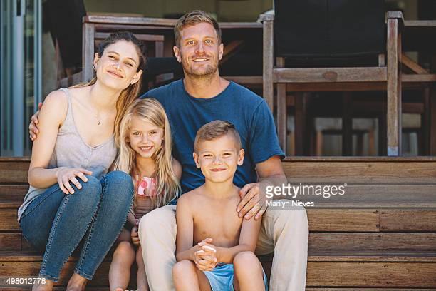 Primer Retrato de familia