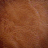 Close up brown leather texture and background.