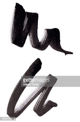 A close up image of eye liner