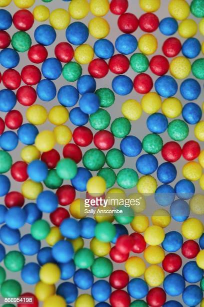 Close up image of sprinkles