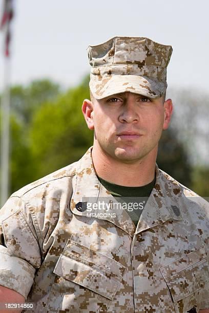 Close Up Marine