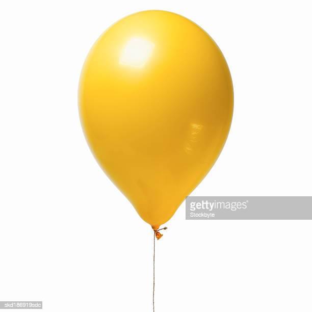 Close up of a balloon
