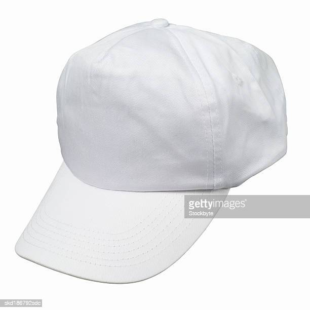 Close up of a baseball cap
