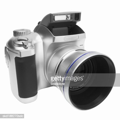 Close up of a camera : Stock Photo
