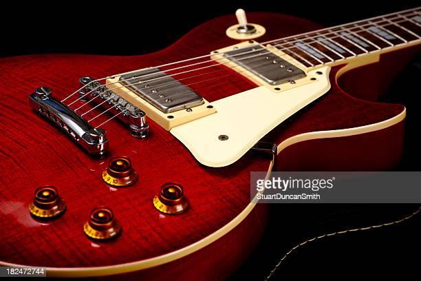 Red Guitare électrique