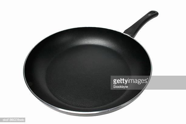 Close up of a skillet