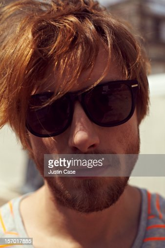 A close up of a sportive man : Stock Photo