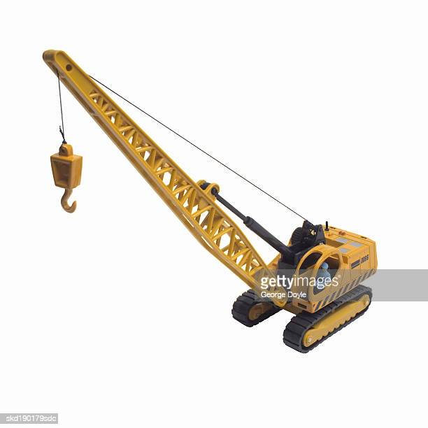Overhead Crane Training Melbourne : Yellow crane stock photos and pictures getty images