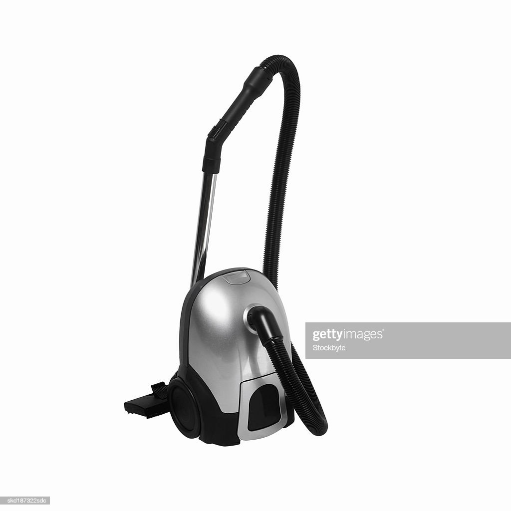 Close up of a vacuum cleaner : Stock Photo