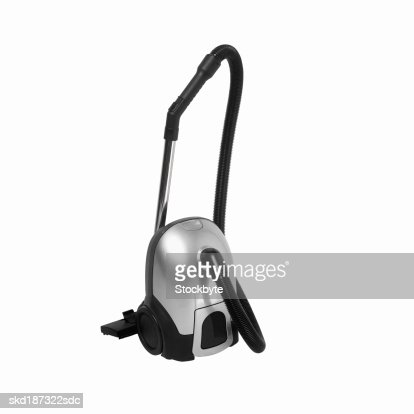 Close up of a vacuum cleaner : Stockfoto