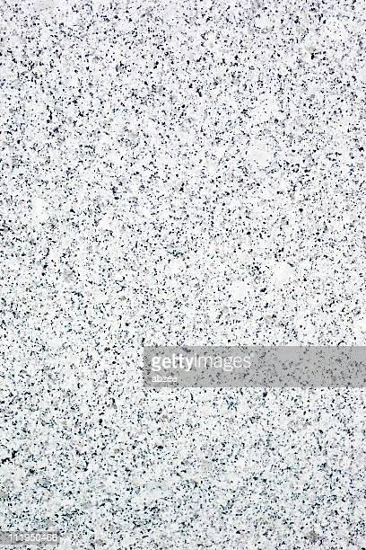 Close up of a white granite surface