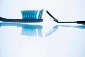 Close up of dental equipment
